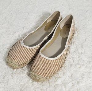 Tahari Poliana Espadrilles Size 9.5
